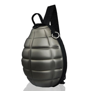 Waterproof Canvas Grenade Backpack - The Urban Doll
