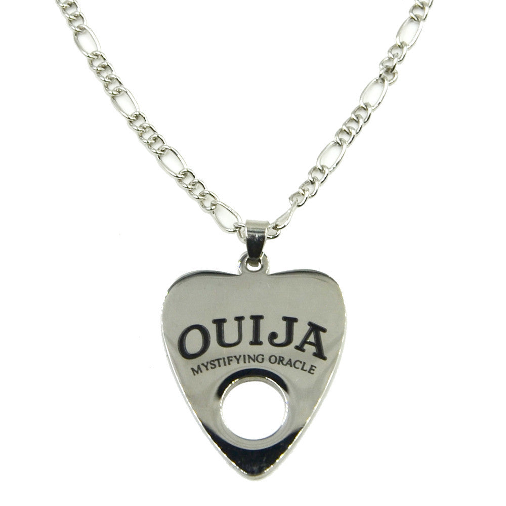 Ouija Planchette Necklace - The Urban Doll