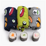 Sushi Japanese Art Socks - The Urban Doll