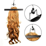 Hair Extensions Wigs Storage Bag with Hanger Option (2 Colors) - The Urban Doll