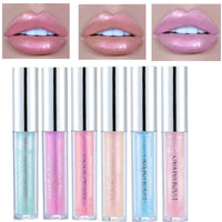 Unicorn Pearlescent Liquid Lip Gloss (6 Colors)