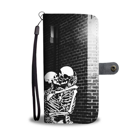 Skeleton Love Wallet