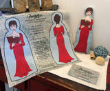 Sew-It-Yourself Craftea Kit Doll - Lizzy Bennet