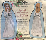 Sew-It-Yourself - Fanny Price Doll
