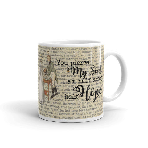 Half Agony - Half Hope Coffee Mug