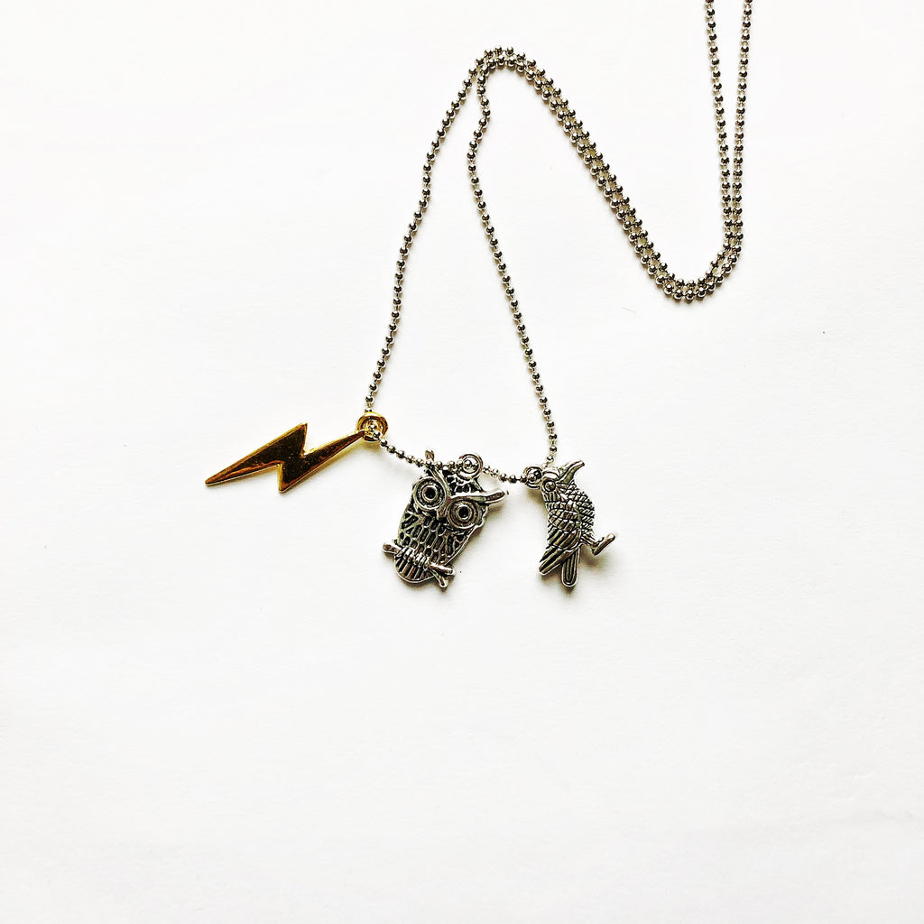 Harry Potter Inspired Necklace - Ravenclaw - 30