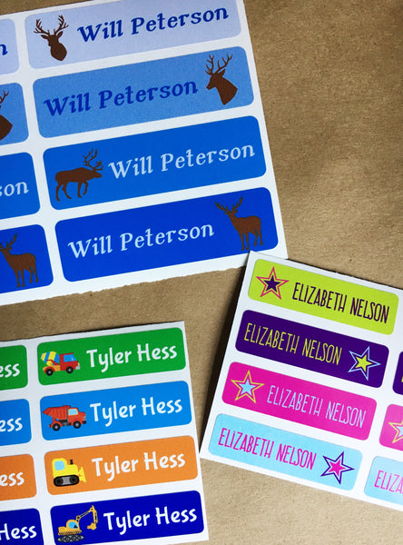 Waterproof Labels - Owls and Birds - MeY Decals