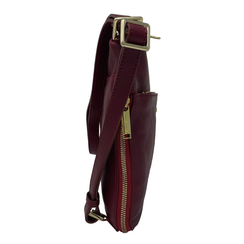 sac-a-dos-transformable-cuir-rouge-bordeaux-annick-levesque-josee