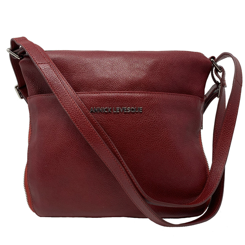 sac-a-main-transformable-rouge-bordeaux-cuir-annick-levesque-josee