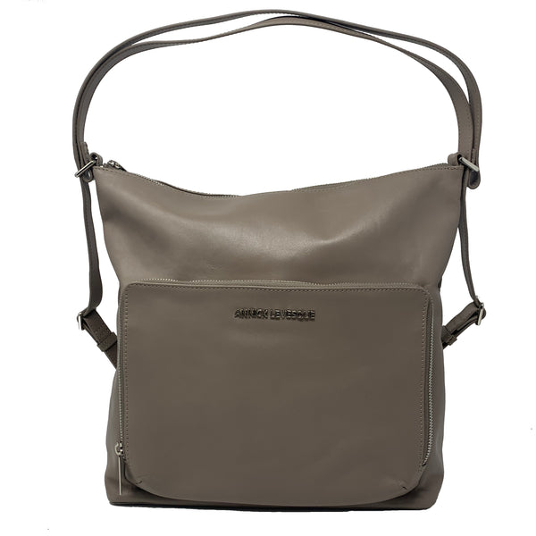 sac-a-dos-transformable-taupe-cuir-annick-levesque-alexandra