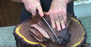 BBQ Brisket - its easy in the Pit Barrel BBQ