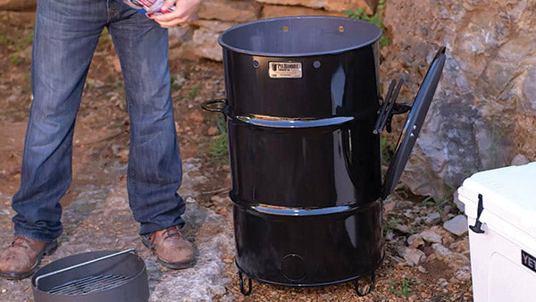 Pit Barrel portable