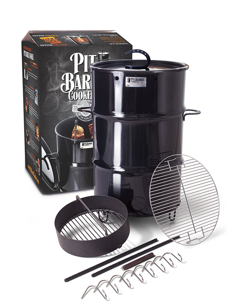 THE PIT BARREL BBQ - Pit Barrel Cooker BBQ NZ