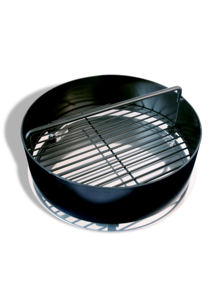 Attachable Ash Tray / Pan