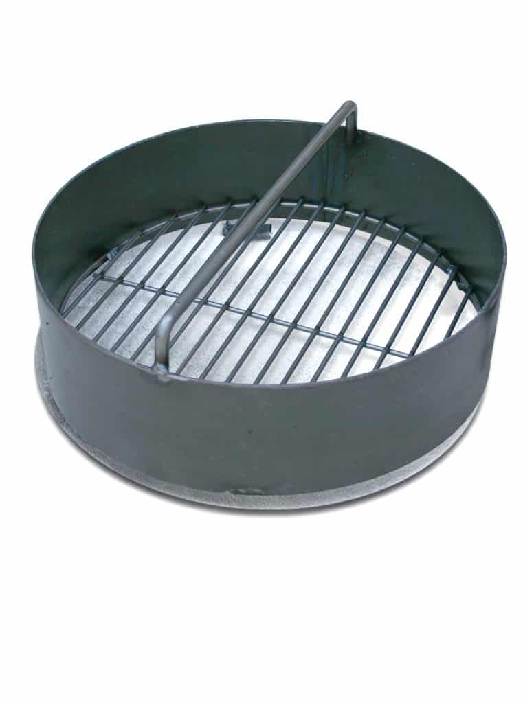 Attachable Ash Tray - Pit Barrel Cooker BBQ NZ