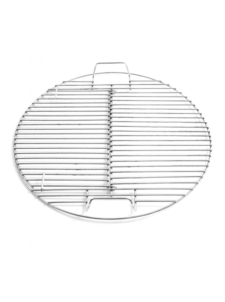 Hinged grill grate - Pit Barrel Cooker BBQ NZ