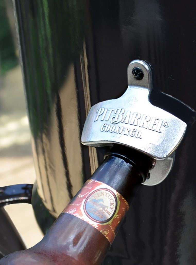 Mountable Bottle Opener - Pit Barrel Cooker BBQ NZ