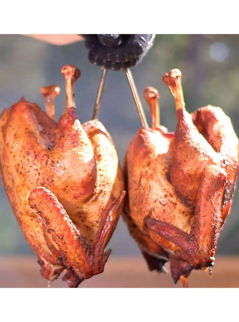 Turkey Hanger - Pit Barrel Cooker BBQ NZ