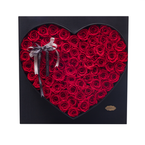 Luxury Black Romantic Love Box