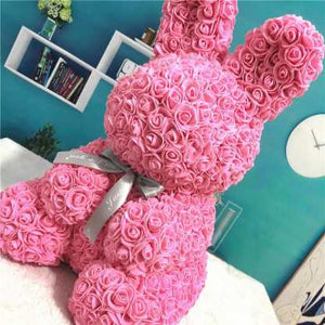 Everlasting Bunny Pink Rose