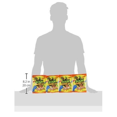 Sour Patch Kids Candy (Extreme, 4 Ounce Bag)