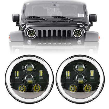 Jeep 7 inch led