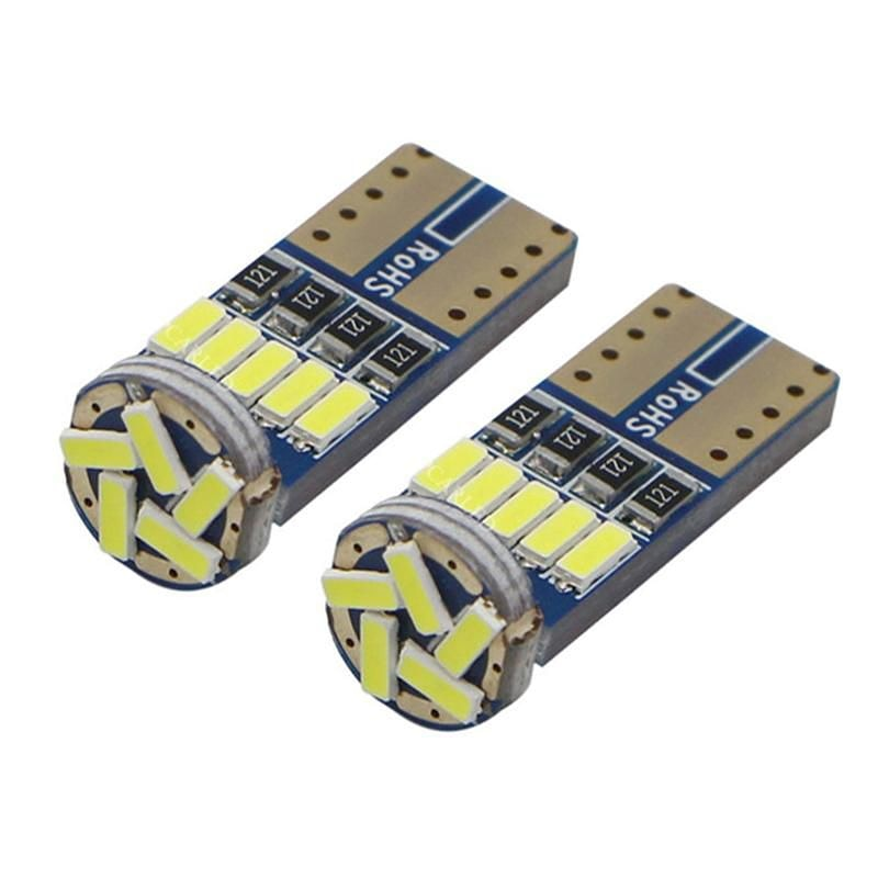 T10 15 Led Canbus Set