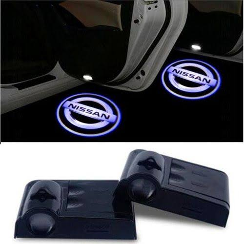 Nissan Door welcome Led -Set