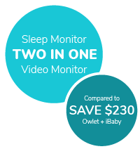 sleep and video monitor
