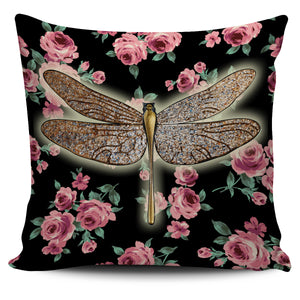 Dragonfly Pillow Cover M400