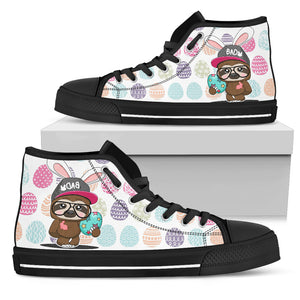 Sloth High Top Shoes