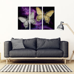 Butterfly Canvas 3 Pieces