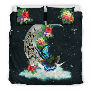 Butterfly Hawaii Bedding M743