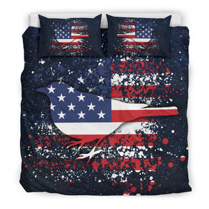 Bird July 4 Bedding Set M3081