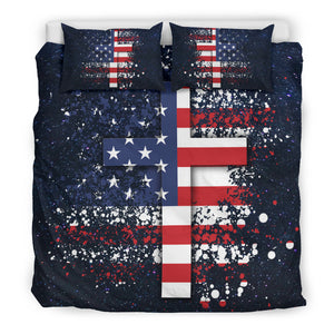 Faith July 4 Bedding Set M3080