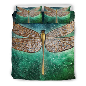 Dragonfly Bedding VGG