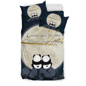 Panda Moon Love Bedding M865