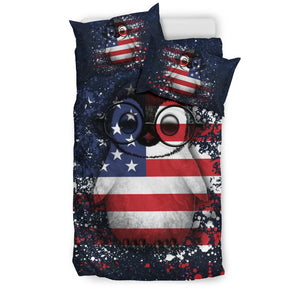 Penguin July 4 Bedding Set M3077