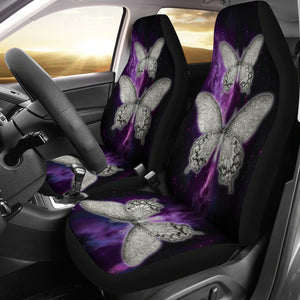 Butterfly Car Seat Cover