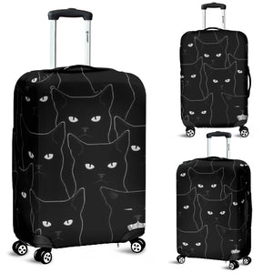 Cat Luggage Cover