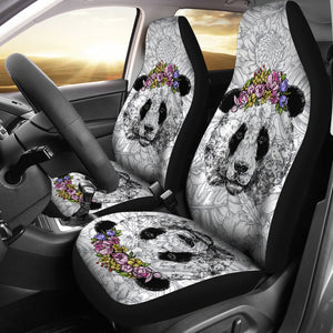 Panda Car Seat Cover VF