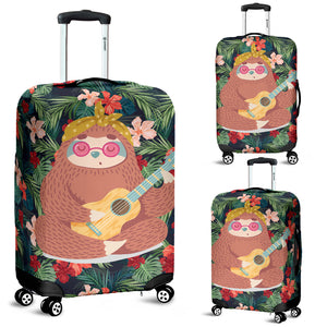 Sloth Luggage Cover M781