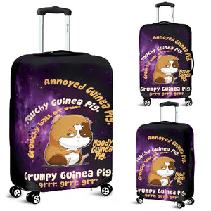 Guinea Luggage Cover