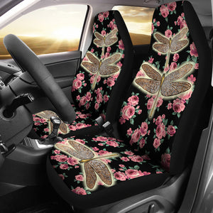 Dragonfly Car Seat Cover M40