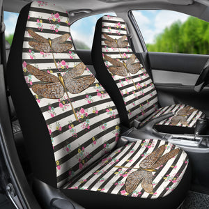 Dragonfly Car Seat Cover