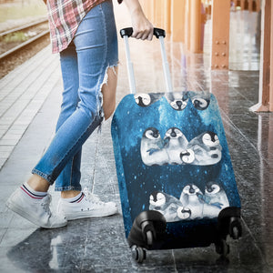 Penguin Luggage Cover P439