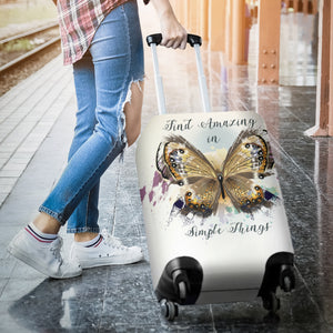 Butterfly Luggage Covers F109