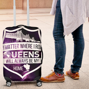 Queens Luggage Cover