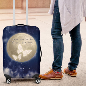 Butterfly Luggage Covers