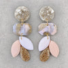 Duchess Dangle Earring - Champagne